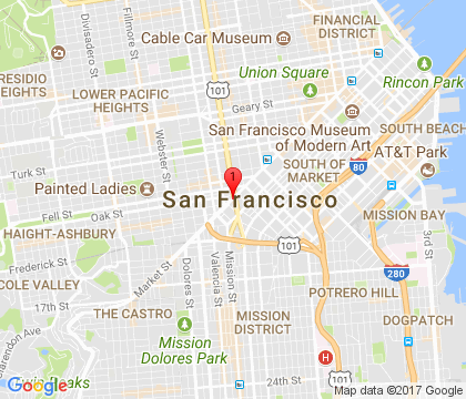 Locksmith Of San Francisco San Francisco, CA 415-779-3141